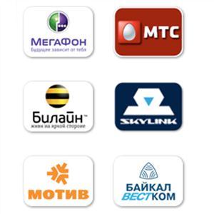 Операторы сотовой связи Лосино-Петровского