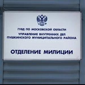 Отделения полиции Лосино-Петровского