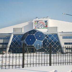Спортивные комплексы Лосино-Петровского