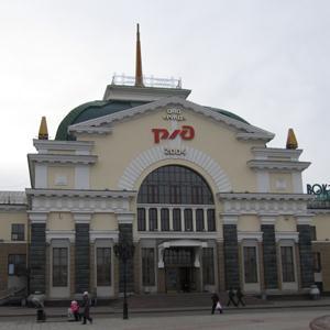 Железнодорожные вокзалы Лосино-Петровского
